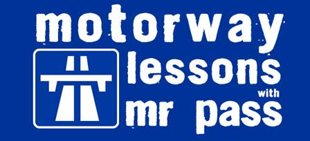Mr Pass Motorway Lessons
